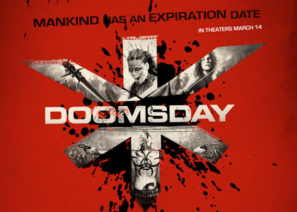 FILM FX CREDITS/ 2008  Doomsday. View Credit Details >>