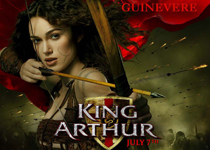 FILM FX CREDITS/ 2004  King Arthur. View Credit Details >>