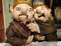 TELEVISION/ 2008  Podge and Rodge. View Credit Details >>