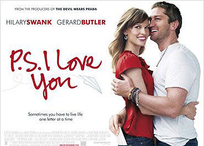 FILM FX CREDITS/ 2007  P.S. I Love You. View Credit Details >>