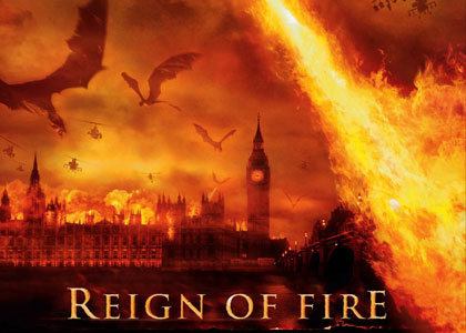 FILM FX CREDITS/ 2003  Reign of Fire. View Credit Details >>