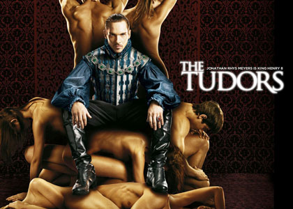 TELEVISION/ 2009  The Tudors. View Credit Details >>