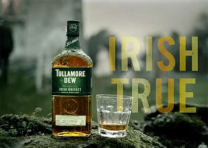 / 2013  Tullamore Dew Irish Whiskey