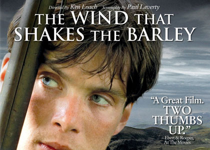 FILM FX CREDITS/ 2006  The Wind That Shakes The Barley. View Credit Details >>