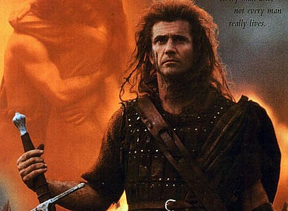 Motion Picture/ 1995  Braveheart