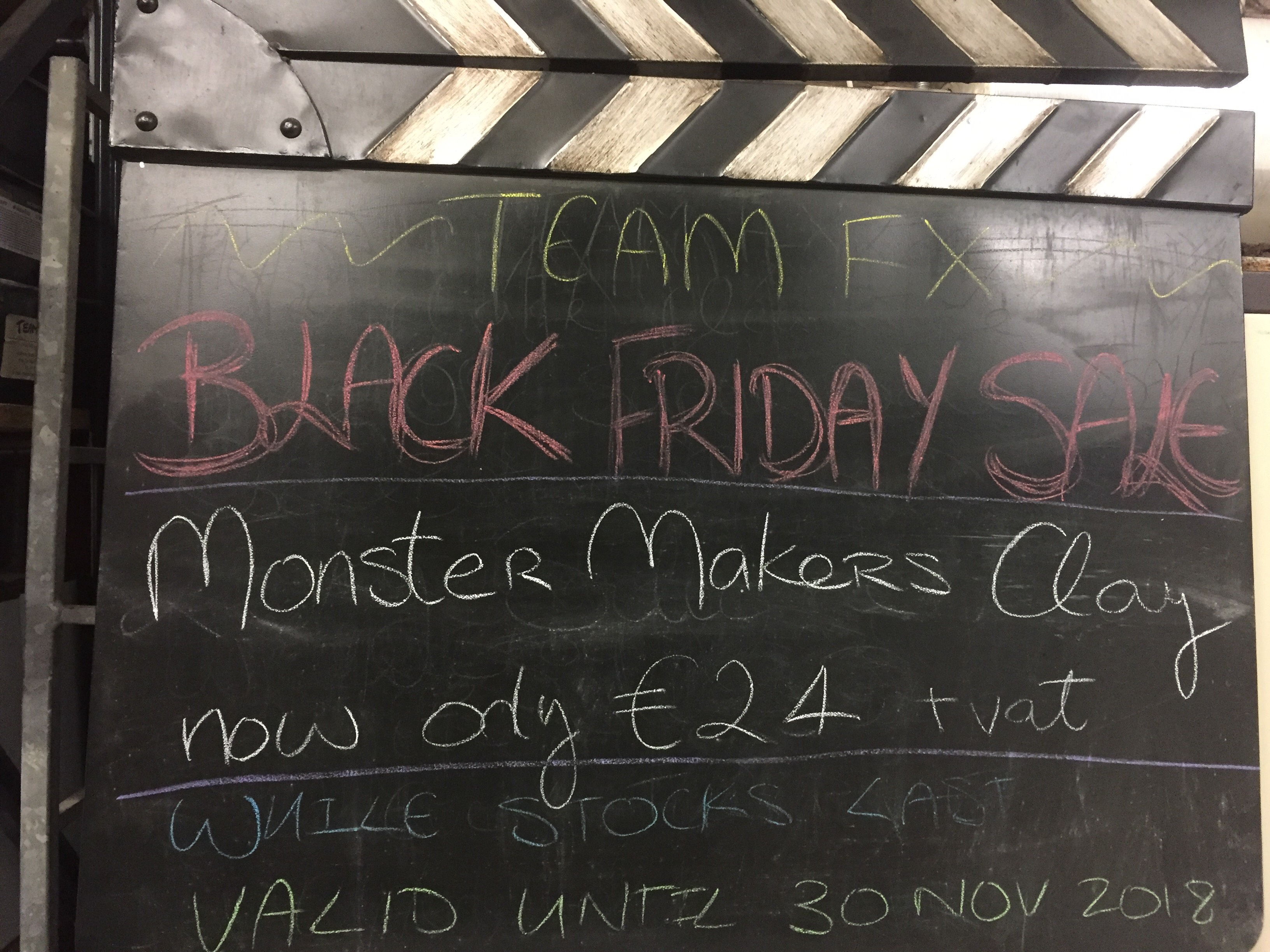 Team Fx Black Friday Sale Silicones Clay Fast Cast And Liquid Wax